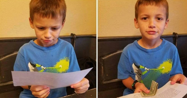 Little Boy Asks For More Money From The Tooth Fairy. The Response He Gets Back Is Downright Hilarious