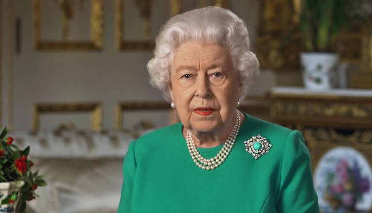 Her Majesty The Queen Special Broadcast