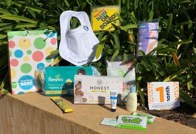 buybuy baby sample bag
